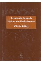 A Construção Do Mundo Histórico nas Ciências Humanas
