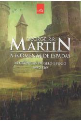 A Tormenta de Espadas: As Crônicas de Gelo e Fogo - Livro 3