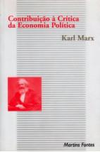 Contribuição à Crítica da Economia Política