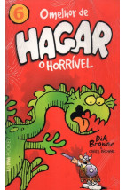 O Melhor de Hagar, o Horrível - Vol 6