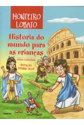 História do Mundo para as Crianças - edição comentada