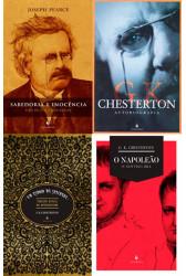 KIT - G. K. Chesterton (4 Livros)