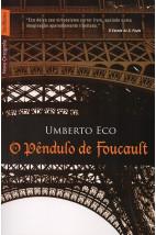 O Pêndulo de Foucault - Ed. De Bolso