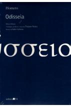 Odisseia - Edição Bilíngue - Editora 34