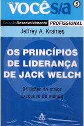 Os Princípios da Liderança de Jack Welch