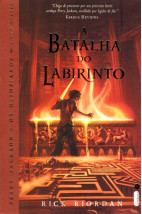 Percy Jackson: A Batalha do Labirinto
