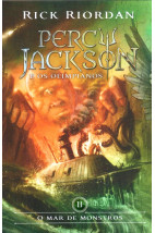 Percy Jackson: O Mar de Monstros