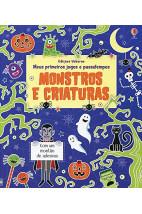Monstros e criaturas: meus primeiros jogos e passatempos