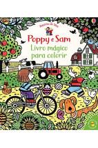 Poppy e Sam: Livro mágico para colorir