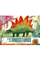 O estegossauro: a era dos dinossauros