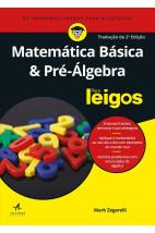 Matemática básica e pré álgebra para leigos