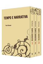 Tempo e Narrativa - 3 Volumes - Box