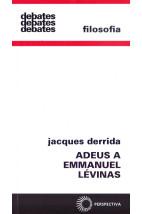 Adeus a Emmanuel Lévinas