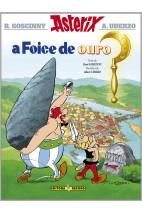 Asterix: A foice de ouro
