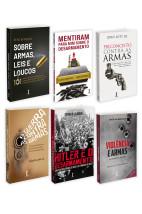 KIT - Desarmamento Não! (5 Livros)