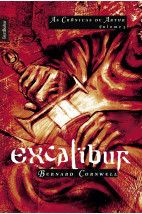 Excalibur (Vol. 3 As crônicas de Artur - edição de bolso)