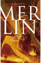 Merlin: Fogo da fúria (Vol. 3)