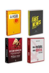 KIT - Fake News (2 livros)