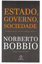 Estado, Governo, Sociedade - Fragmentos de um dicionário político