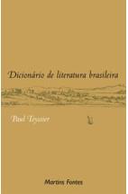 Dicionário de literatura brasileira