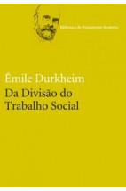 Da divisão do trabalho social