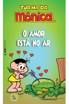 Turma da Mônica: o amor está no ar