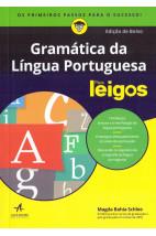 Gramática da língua portuguesa para leigos (Bolso)