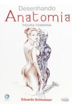 Desenhando anatomia - Figura feminina