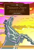 Diamante negro - História de um cavalo
