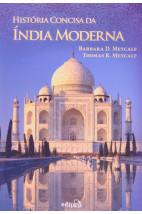 História Concisa da Índia Moderna