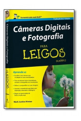 Câmeras digitais e fotografia para leigos