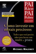 Como investir em metais preciosos
