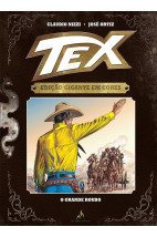 TEX - O grande roubo - Vol 6 (Edição Gigante)