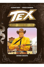TEX - Chumbo ardente - Vol 4 (Edição Gigante)
