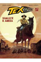 TEX Graphic Novel - Sangue e areia - Nº 7