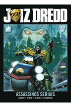 Juiz Dredd - Assassinos Seriais