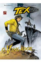 TEX Graphic Novel - O Vingador - Nº 5 (Quadrinhos)