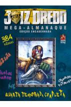 Juiz Dredd: Mega-Almanaque - Volume 4