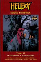 Hellboy - Volume 10: O vigarista e outras histórias