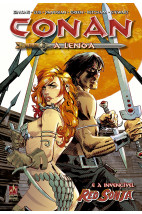 Conan e Red Sonja - A lenda - Volume 2
