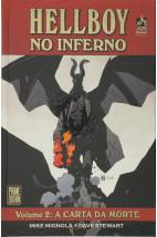 Hellboy no Inferno:  A Carta da Morte - Volume 2