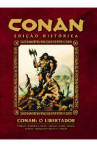 Conan: O libertador - Edição histórica