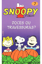 Snoopy - Doces ou Travessuras? (Vol7)